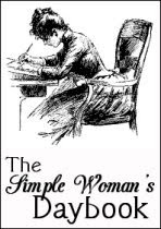 My simple woman's Day Book #1